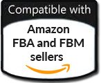 Compatible Amazon FBA et FBM